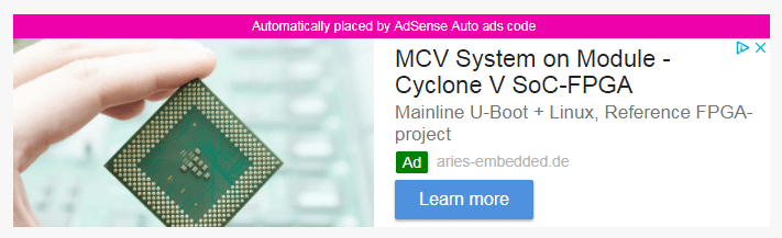 adsense auto ads debugging